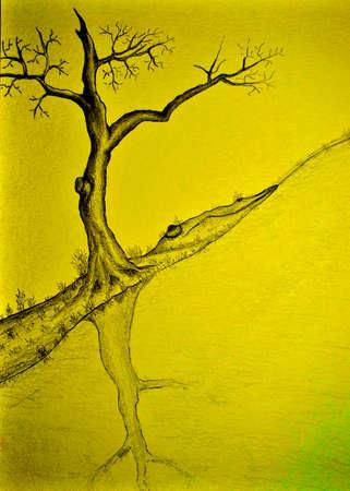 Летающие рептилии Фото со стока