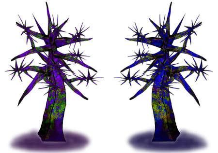 Иллюстрация металла Baum Иллюстрация
