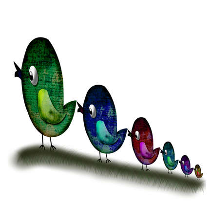Illustration - secs vogel Illustration