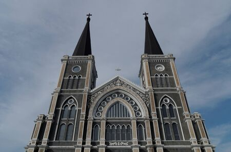 immaculate conception: Cathedral of the Immaculate Conception, Chanthaburi