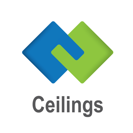 logo for ceilings, tiles, floors and stretch ceilings