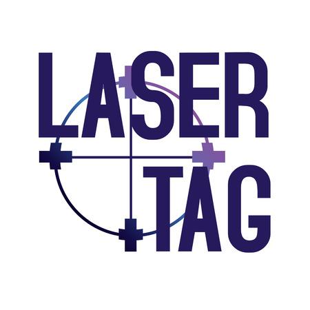 laser tag icon