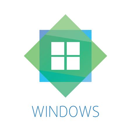 the theme of Windows Vecteurs
