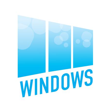 the theme of Windows Illustration