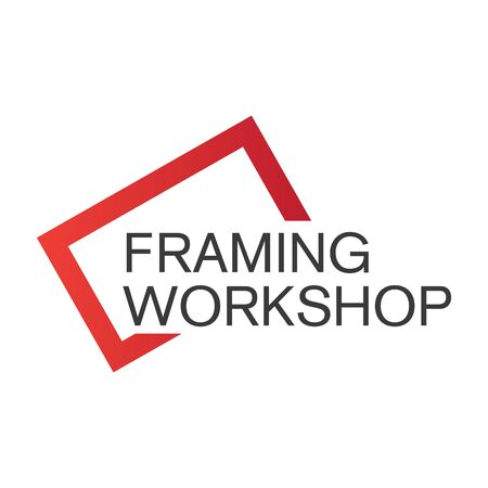 vector framing workshop, frame