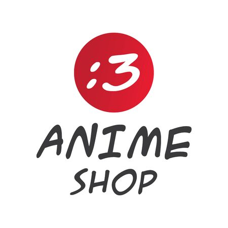 Vector for anime shop