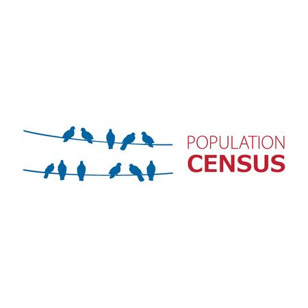 Vector for census, population count