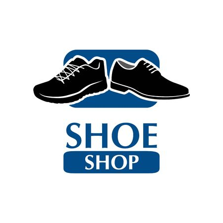 Vector  for shoes store Stock Illustratie