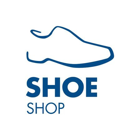 Vector for shoes store