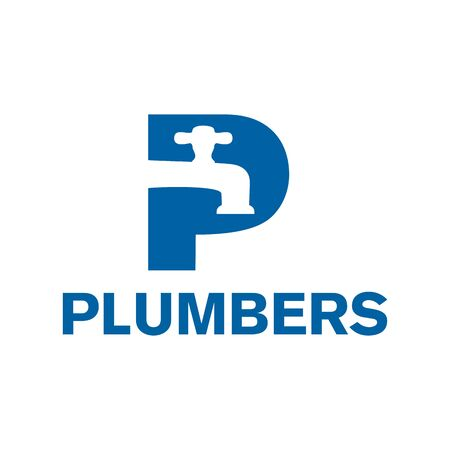 Vector logo of the plumbing company
