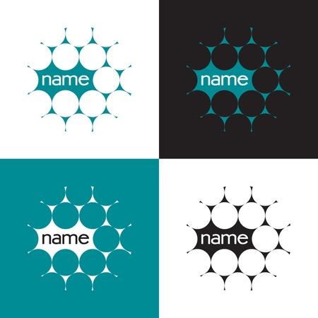 science logo 向量圖像