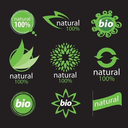 natural icon Stock Vector - 18563527