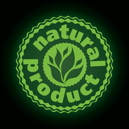 printing brand natures product Stock Vector - 18563518