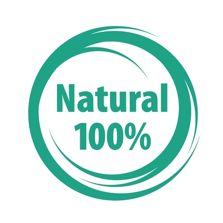 natural sign of quality Stock Vector - 18563171