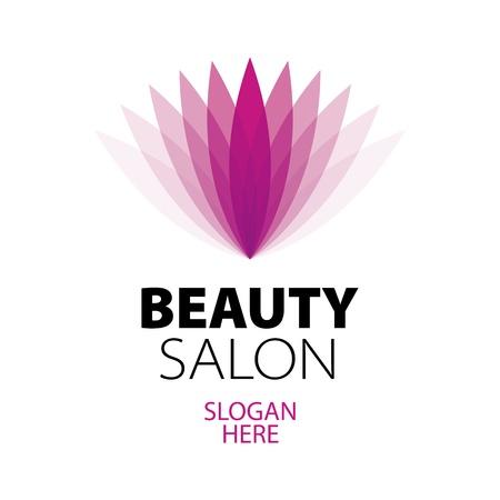 salon de belleza: logo sal�n de belleza abstracta