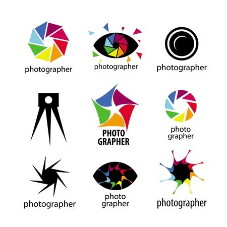 fiestas electronicas: colecci�n de logos para los fot�grafos y fotos