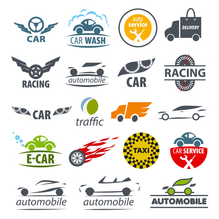 biggest collection of vector icons Car  Vector