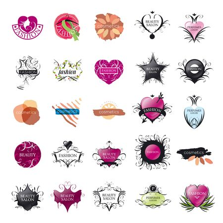 craze: biggest collection of vector icons Fashion and Beauty