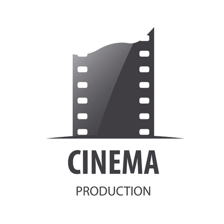 cinema film: vector   for videotape film production Illustration