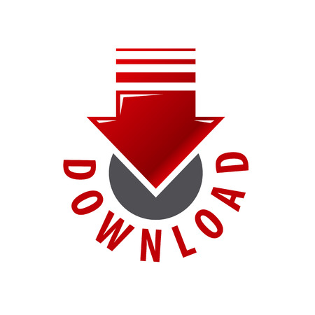 red arrow: red arrow download Illustration