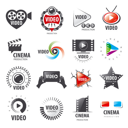 tv icon: biggest collection for video production