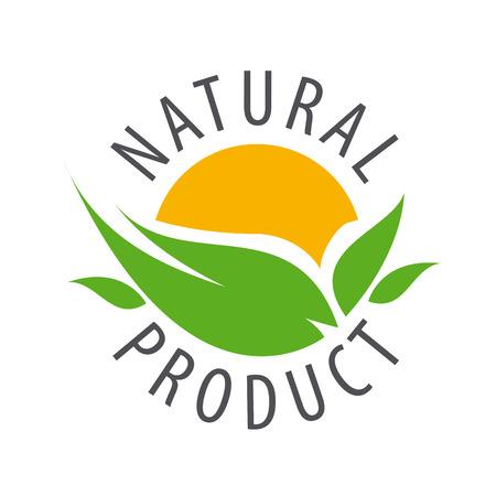 agricultura: sol y hojas verdes