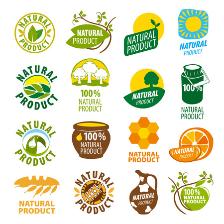 biggest collection of vector logos natural product