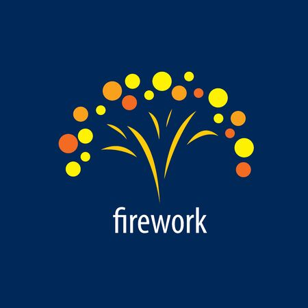 celebratory: Abstract celebratory vector   for salutes and fireworks Illustration