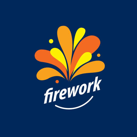 salutes: Abstract celebratory vector   for salutes and fireworks Illustration