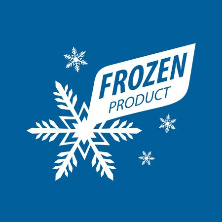 frost: Abstract vector  frost and patterns. Design element Illustration