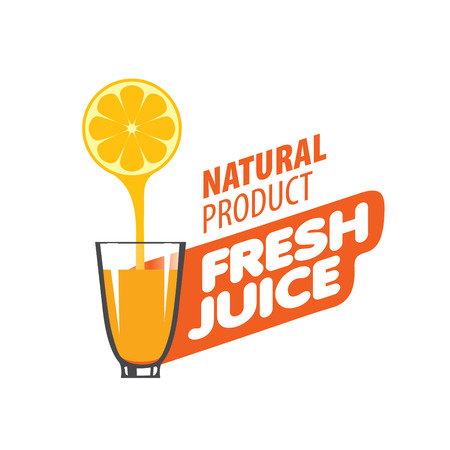 orange juice: fresh juice from natural products