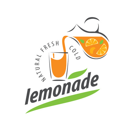 lemon slice: Vector icon for drinks and lemonades citrus Illustration