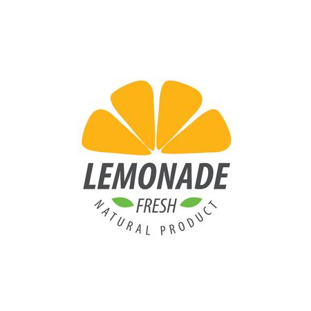 lemonade: Icono del vector para las bebidas gaseosas y los cítricos