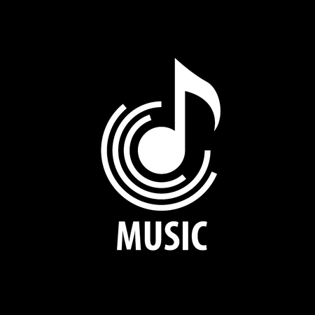 Abstract template for music and sound.