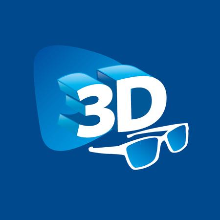 spectators: 3d design template. Vector illustration of icon Illustration
