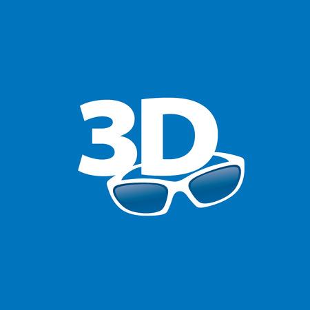 3d design template. Vector illustration of icon Illustration