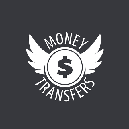 design template remittances. Vector illustration of icon Illustration