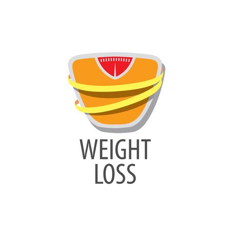 重量損失のロゴ