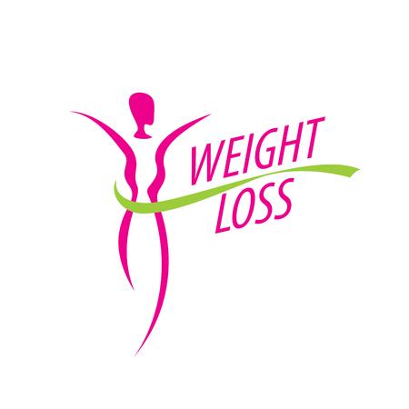 logotipo de la pérdida de peso