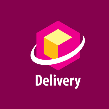 freight transportation: Delivery Logo Template