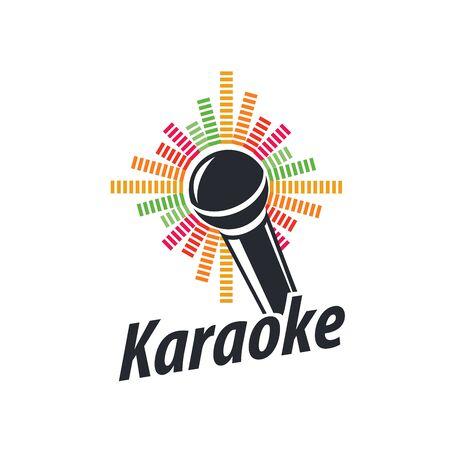 Karaoke mic icon.