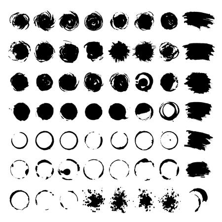 vector ink spots