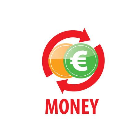 vector logo money Illustration