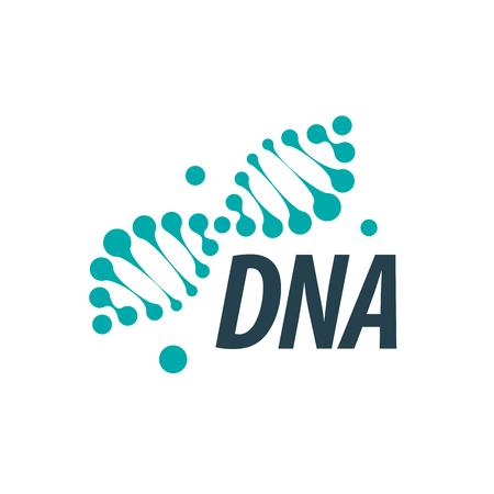 vector logo dna