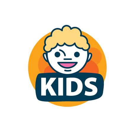vector logo kids