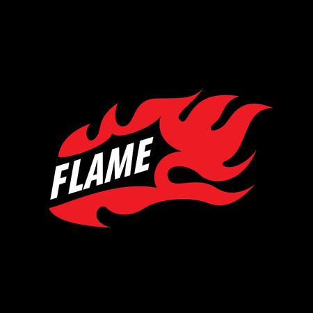 torch: fire vector logo