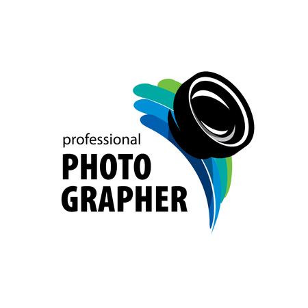 vector logo for photographer 版權商用圖片 - 89977948