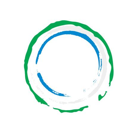 Sierra Leone flag color design