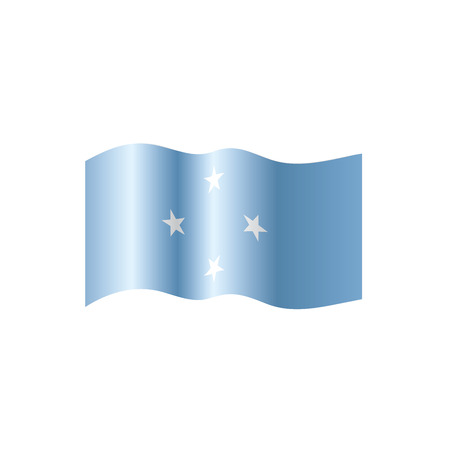 Federated States Micronesia flag