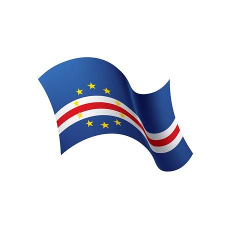 Cape Verde flat vector illustration